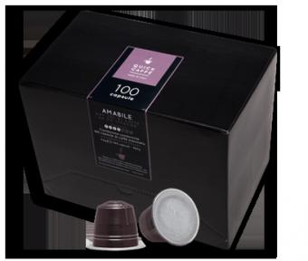 Café aimable - Capsules compatibles Nespresso