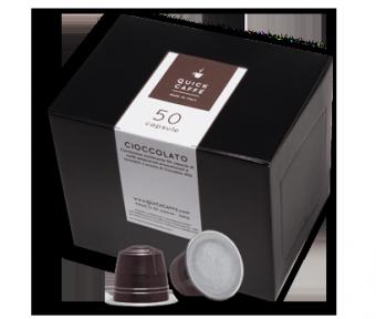 Capsules café aromatisé cioccolato
