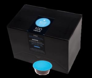 Capsules compatibles Lavazza A Modo Mio DEK