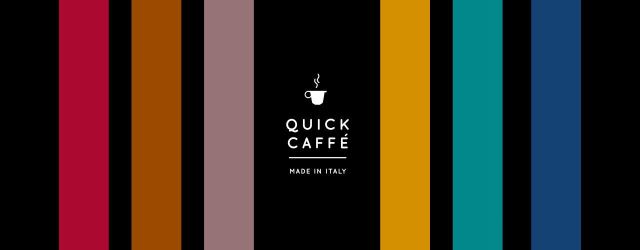 QuickCaffé Brand Identity